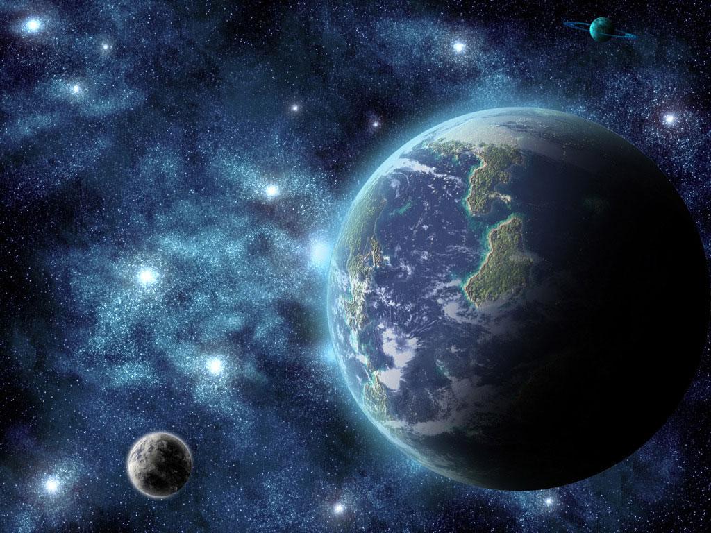 Deus e a Terra