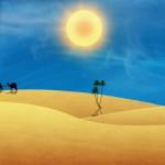 Dos desertos aos frutos