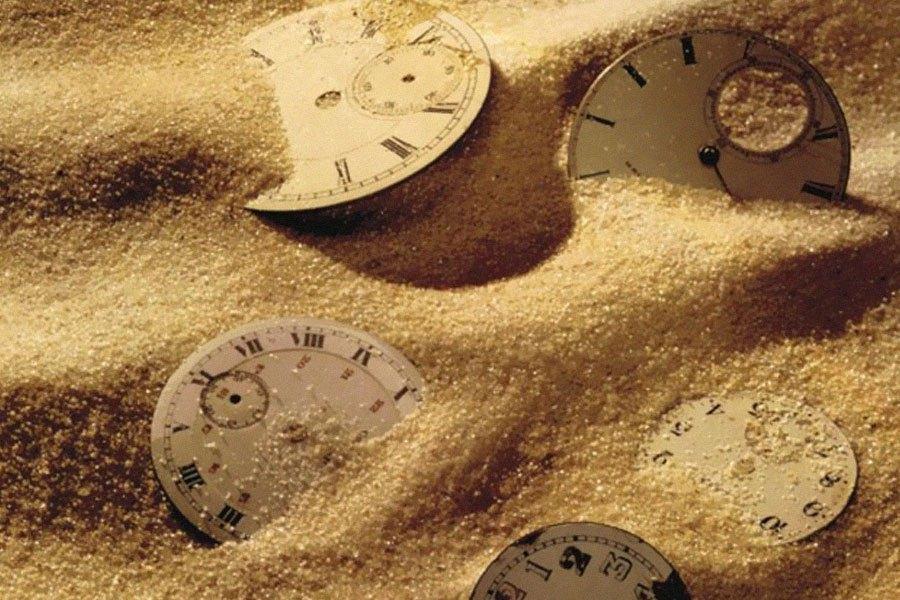 Não atravesse o tempo